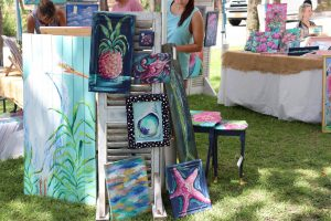 4th of july arts and crafts show