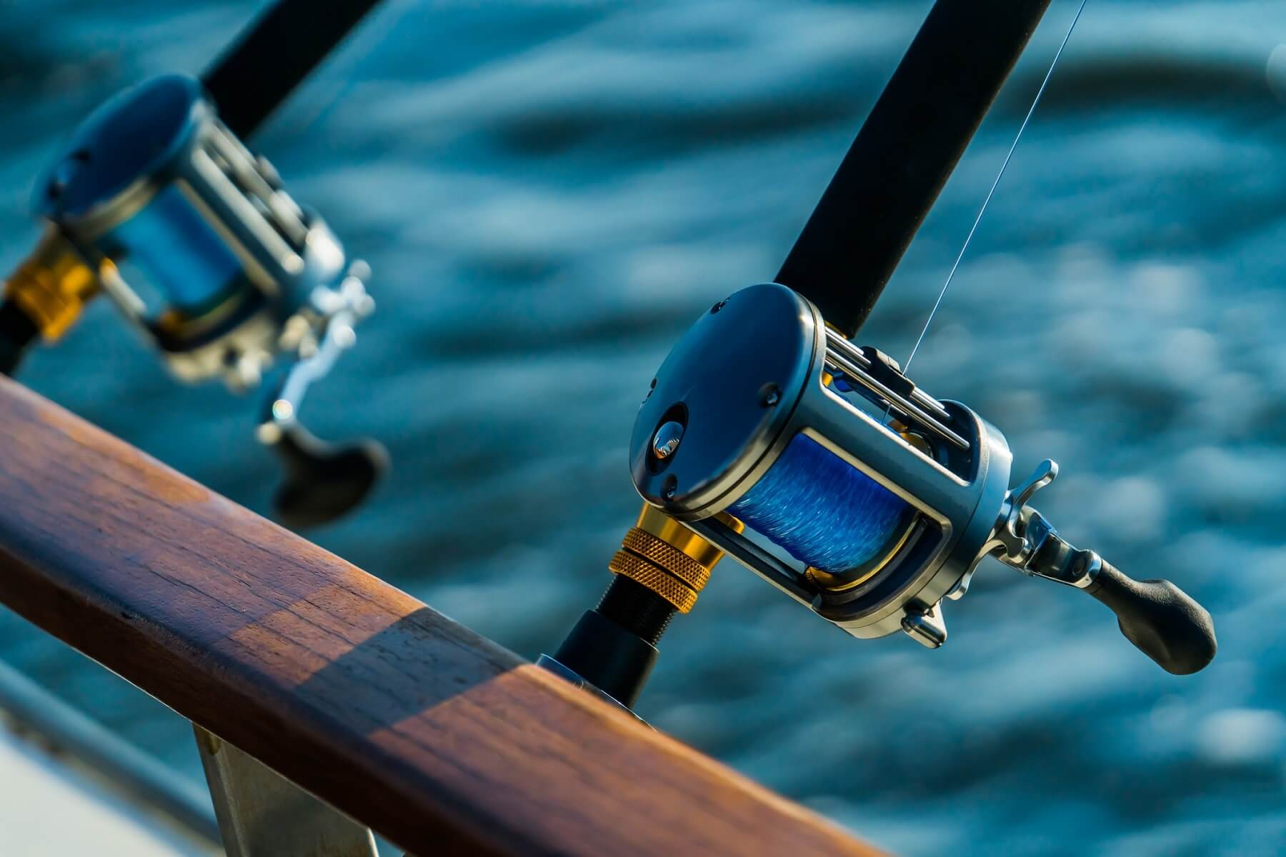 fishing charter rods
