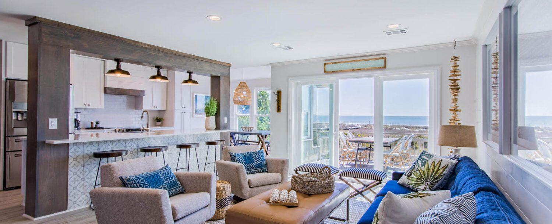 fripp island living room