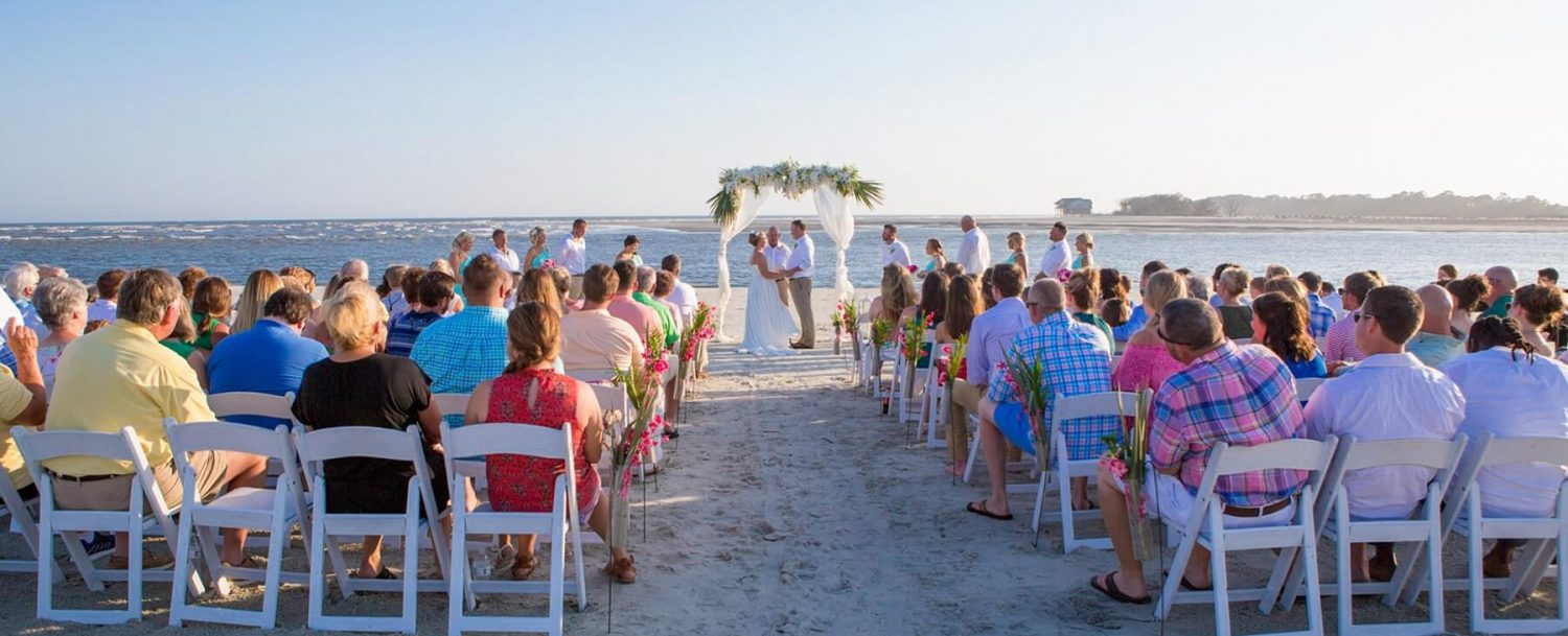 wedding at fripp island resort