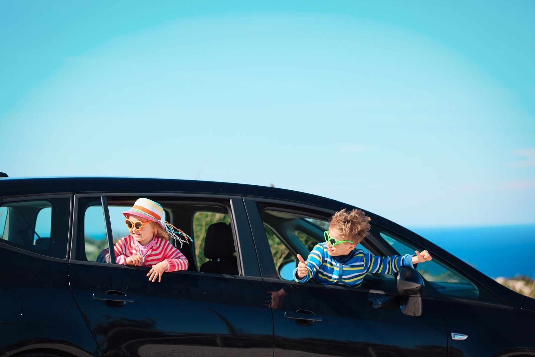 family road trip with kids